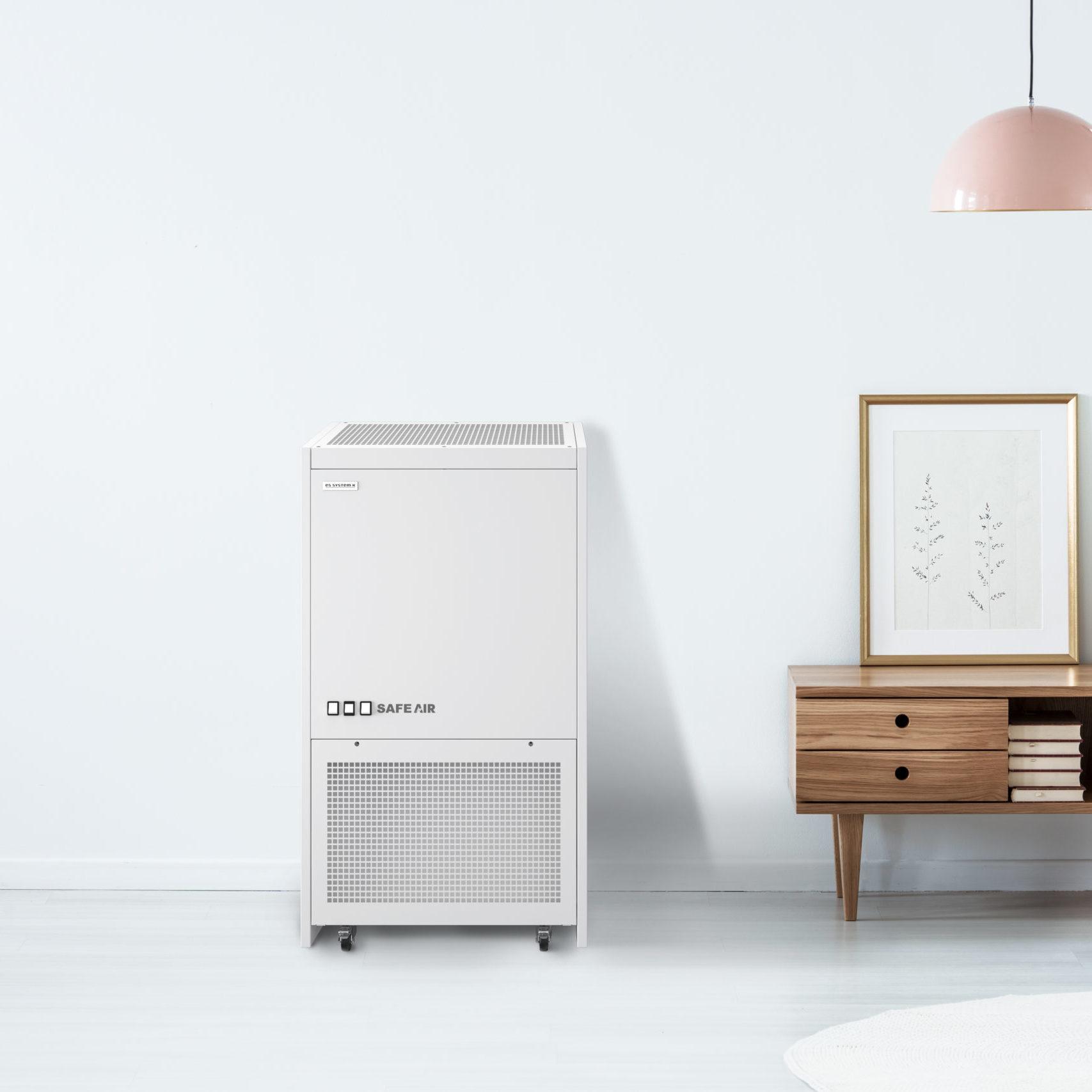 oczyszczacz powietrza dla domu Safe Air Home
